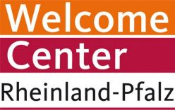 Logo: Welcome Center Rheinland-Pfalz